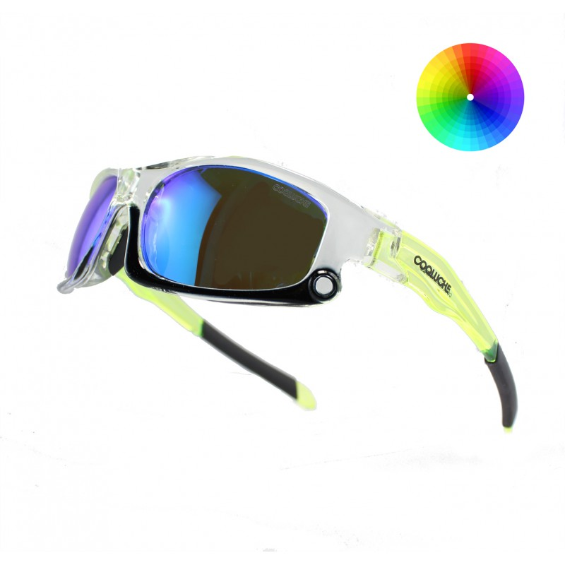 Customize your sports sunglasses IGUAZU