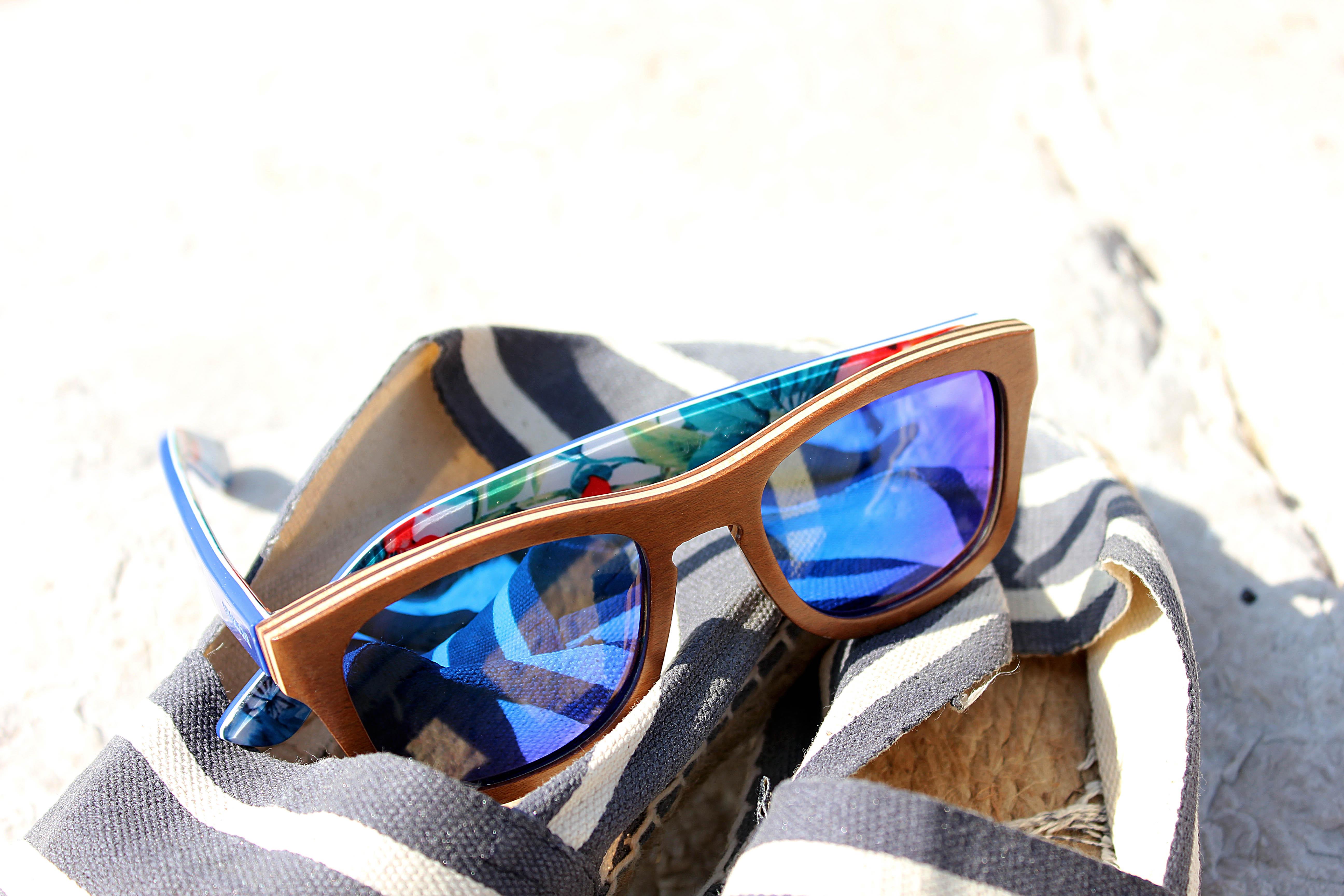 Lookbooks COQLUCHE RIO lunette solaire bois 2