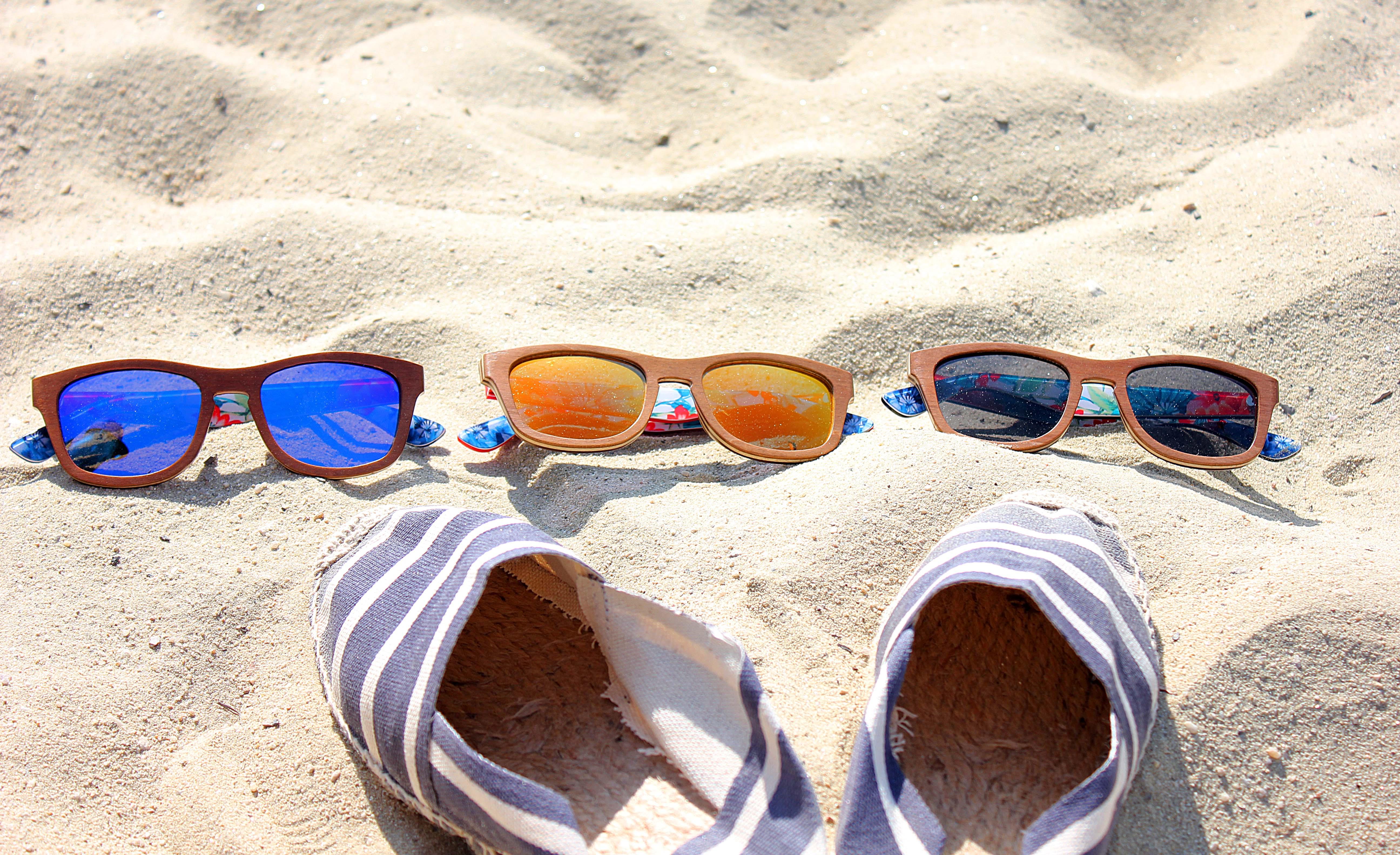 Lookbooks COQLUCHE RIO lunette solaire bois 3