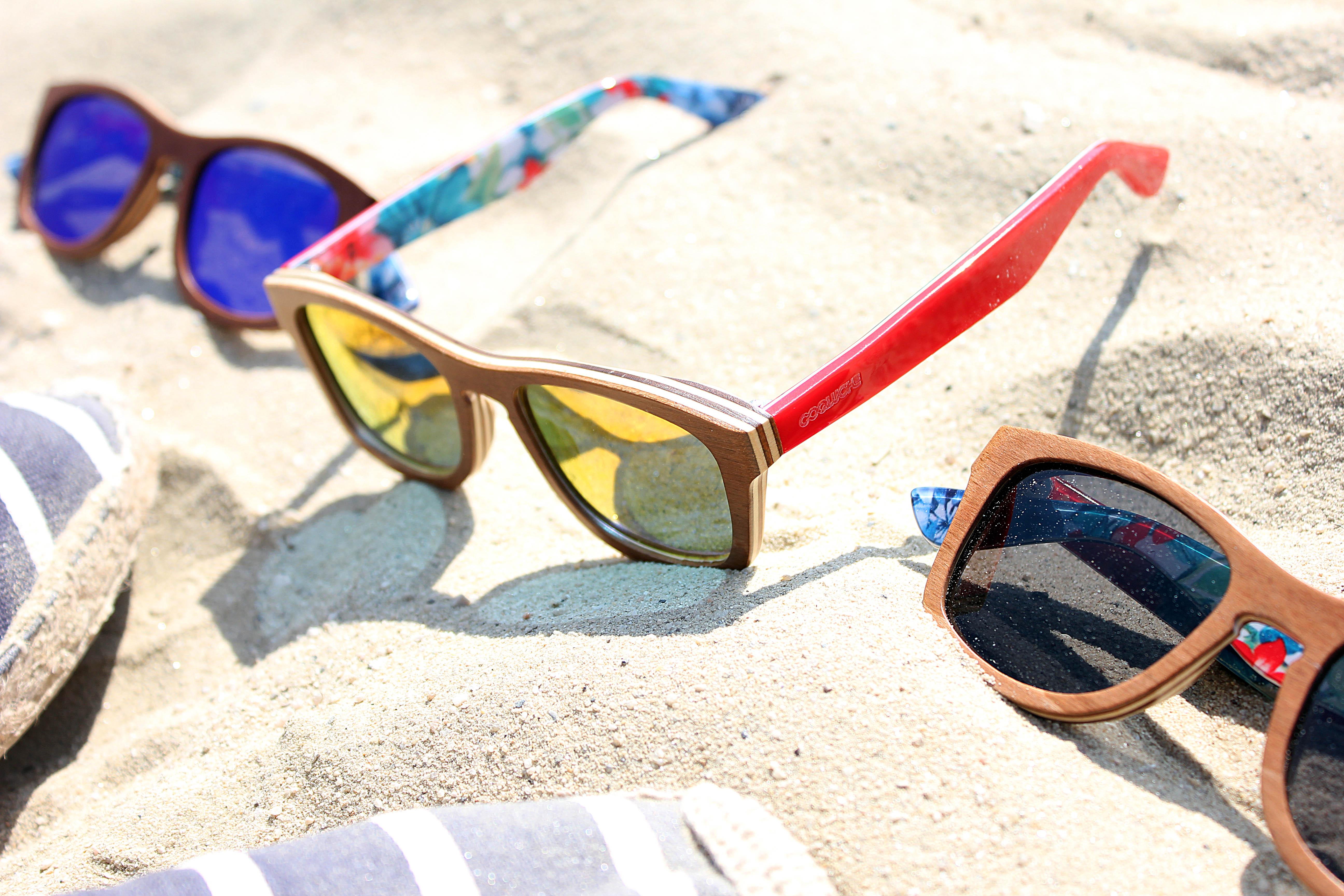 Lookbooks COQLUCHE RIO lunette solaire bois 7
