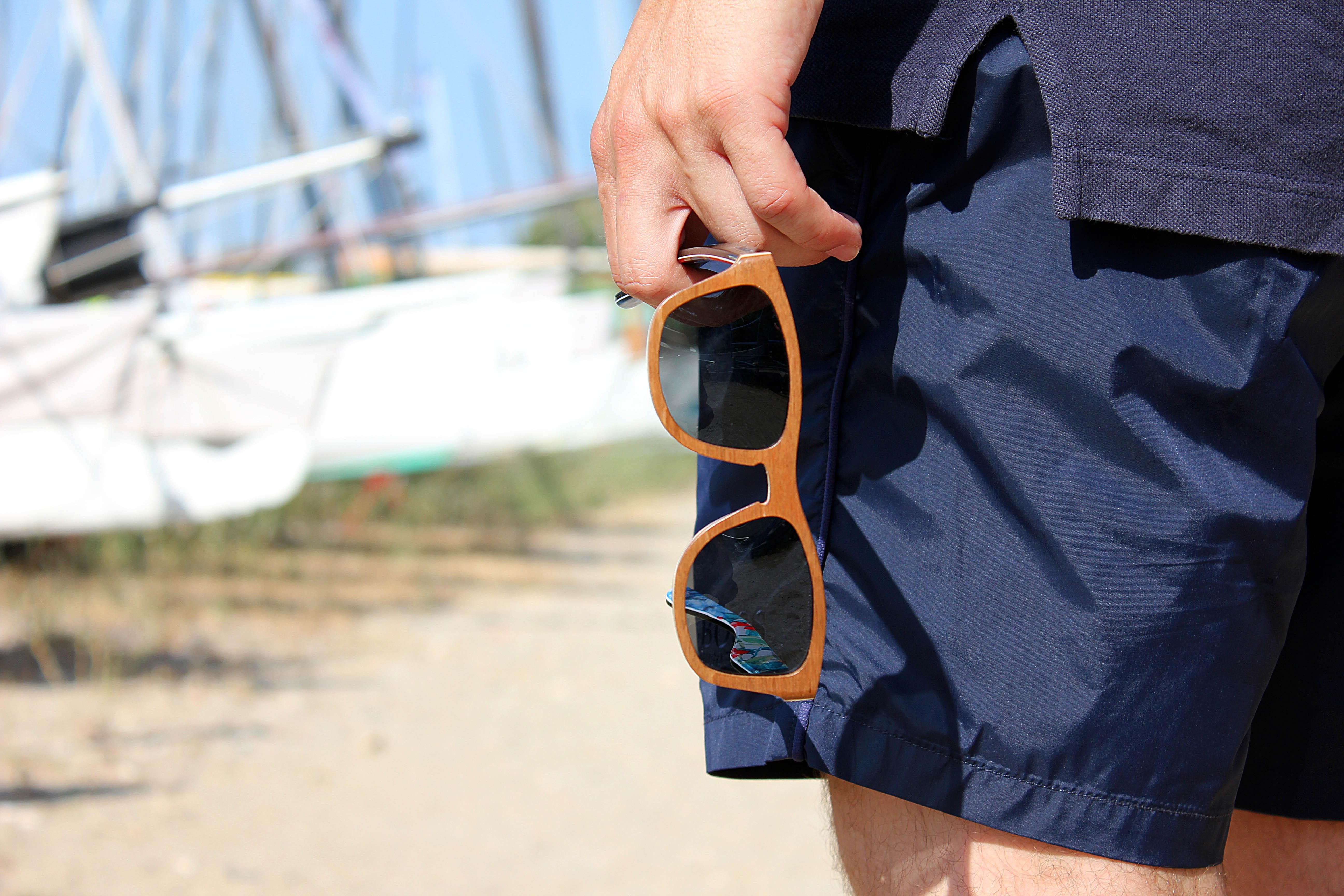 Lookbooks COQLUCHE RIO lunette solaire bois 6