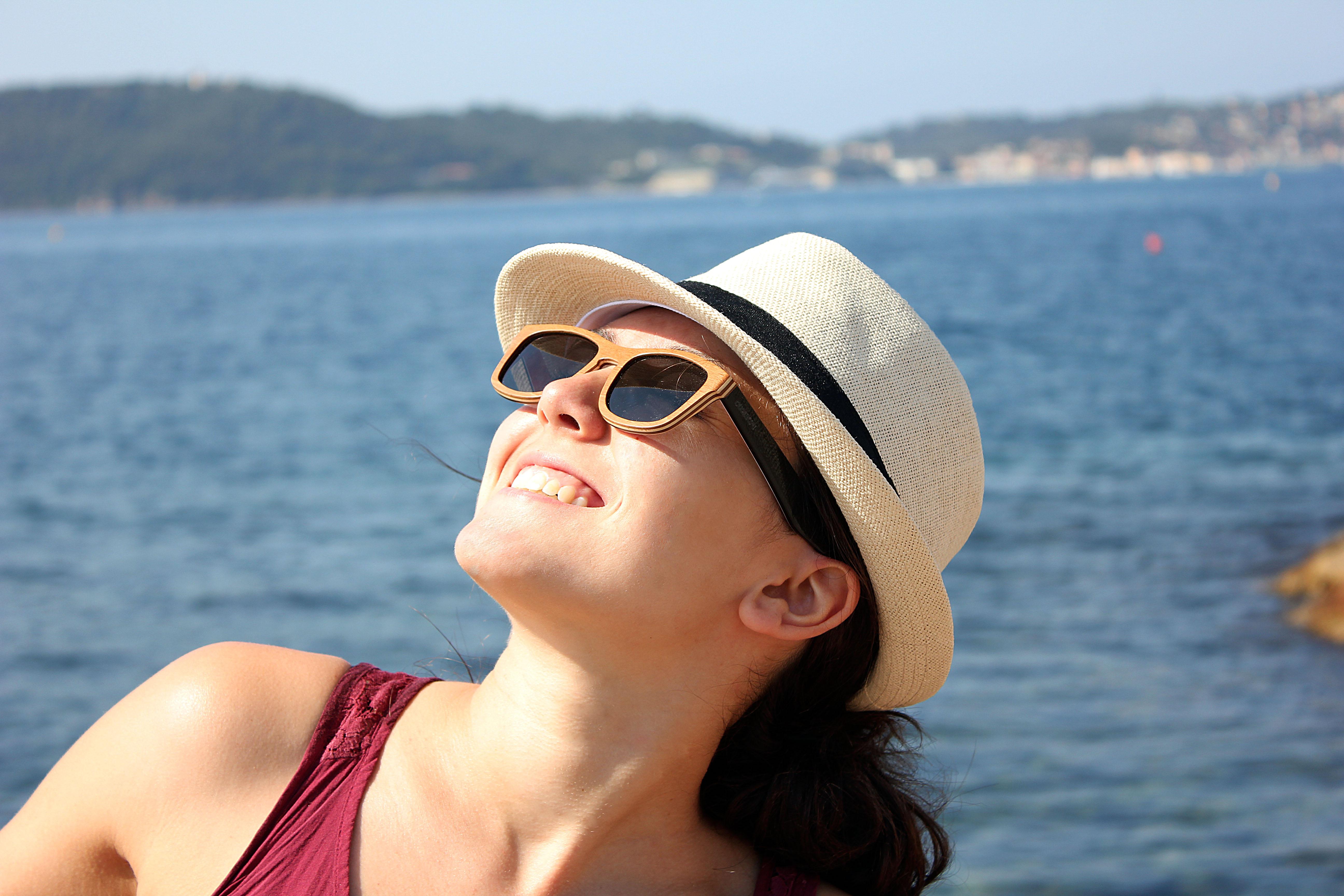 Lookbooks COQLUCHE RIO lunette solaire bois 8