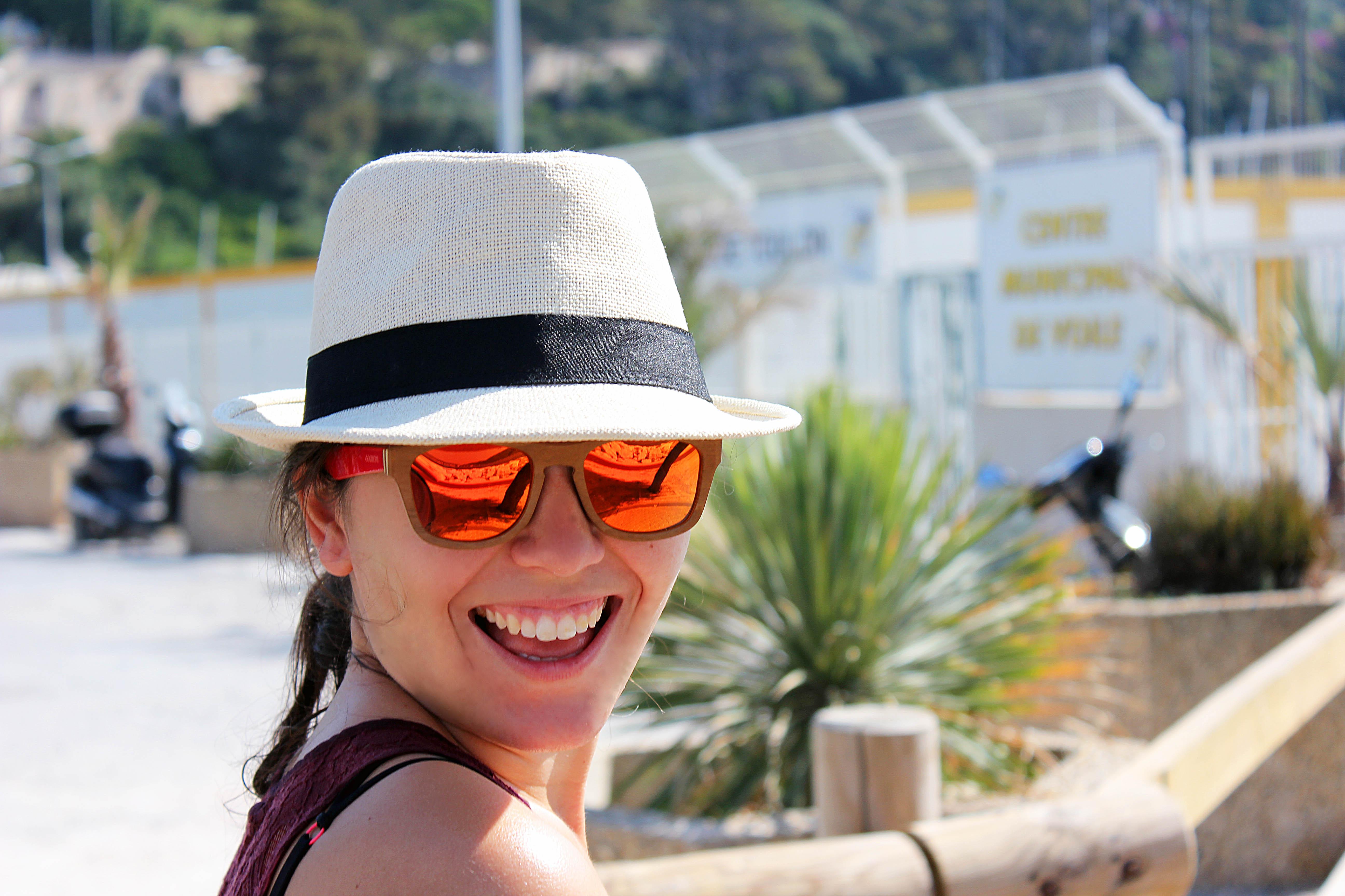 Lookbooks COQLUCHE RIO lunette solaire bois 10