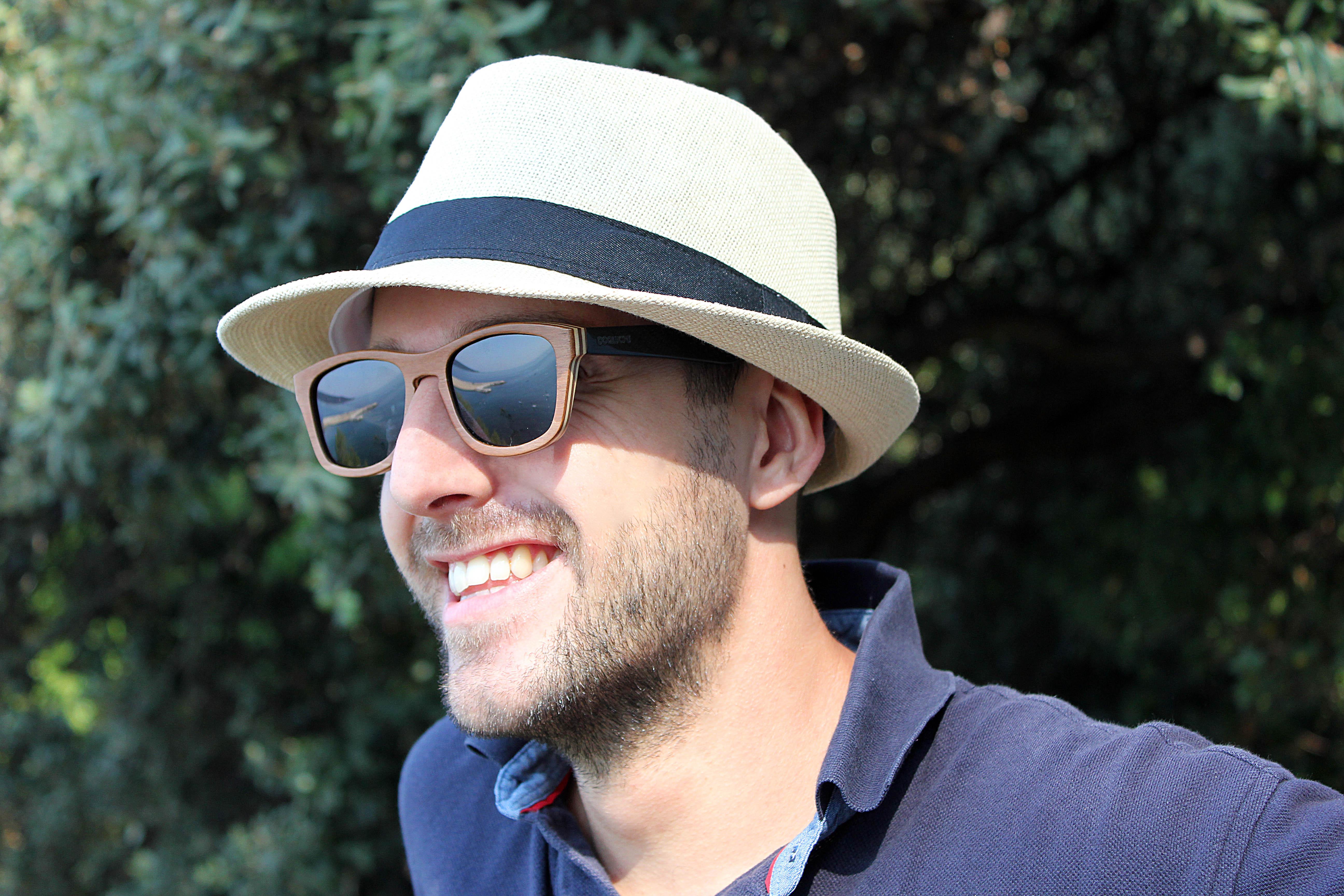 Lookbooks COQLUCHE RIO lunette solaire bois 9