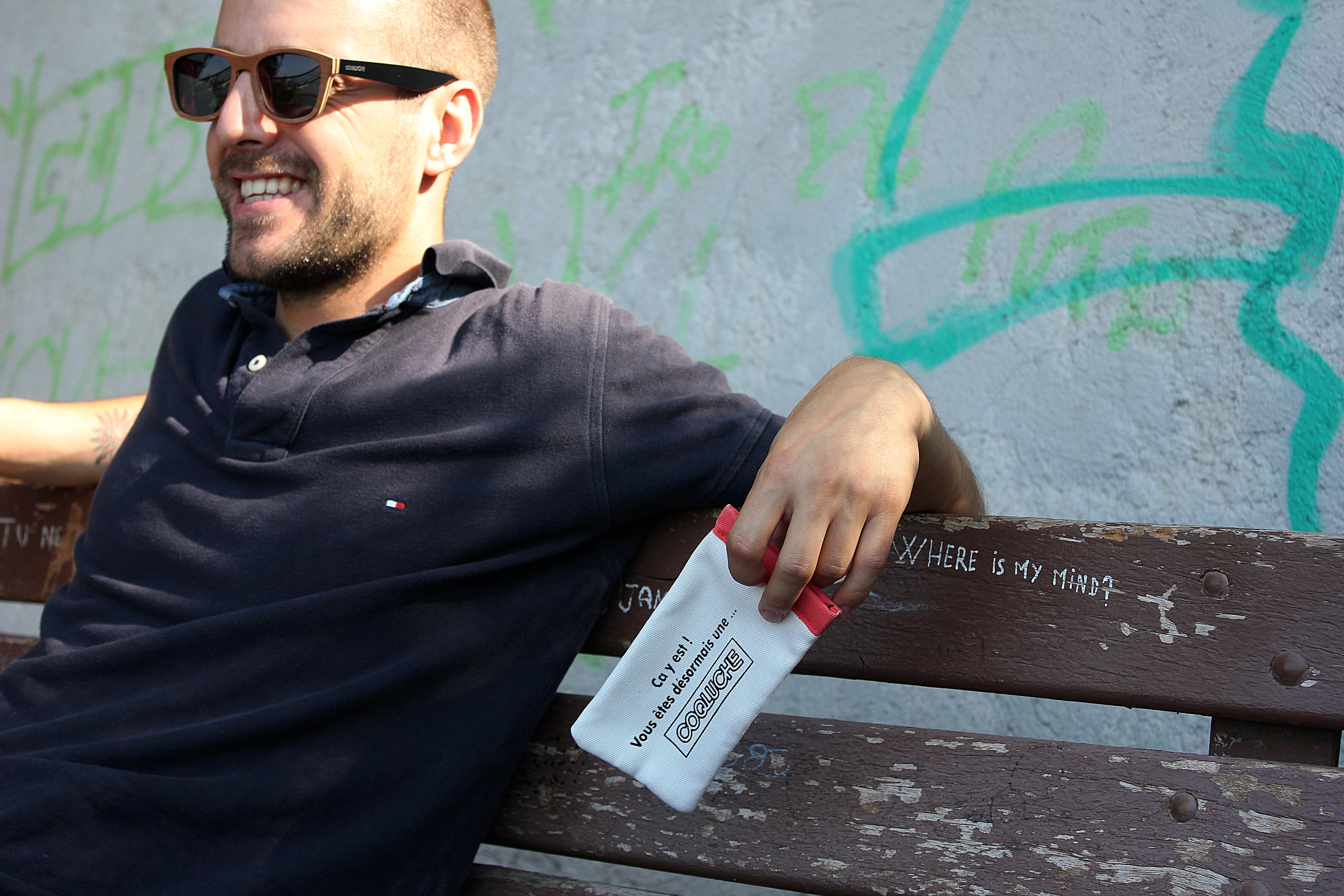 Lookbooks COQLUCHE RIO lunette solaire bois 5